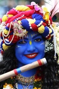 hare krishnas celebrate Rathayatra
