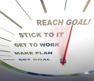 CBT and goal setting