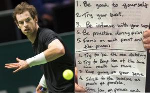 Andy Murray motivational speech